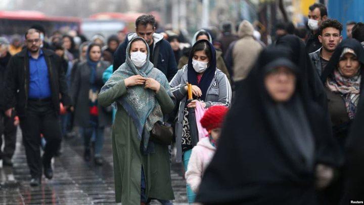 إيران تعلن عن وفاة 147 بكورونا
