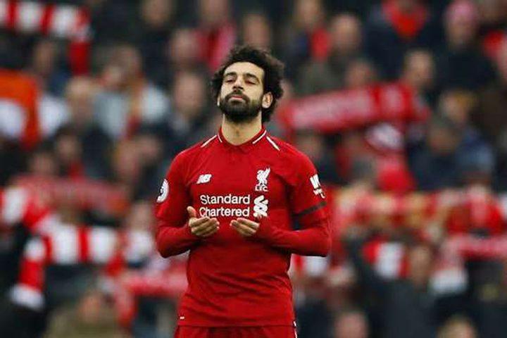 صلاح يكشف مستقبله مع ليفربول