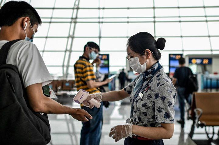 الصين: 3 إصابات جديدة بفيروس كورونا