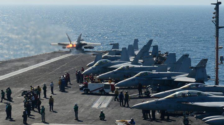 """التحالف الدولي يشن ضربات جوية ضد """"داعش"""" شمال العراق"""