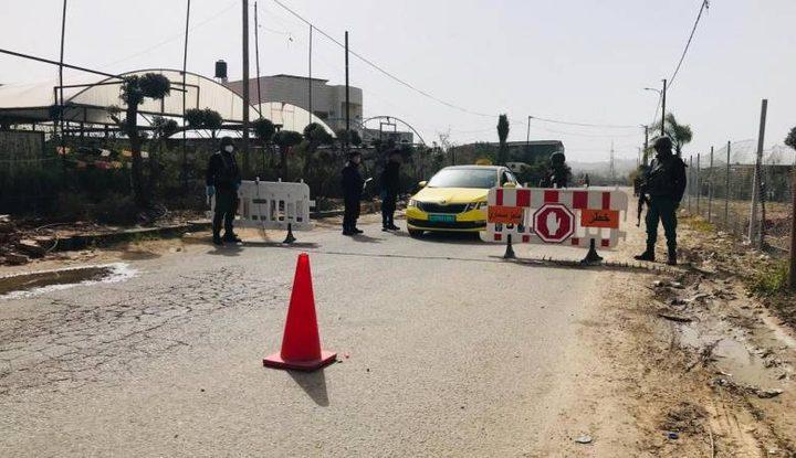 إغلاق محافظة الخليل بشكل كامل لمدة خمسة أيام ومنع الحركة