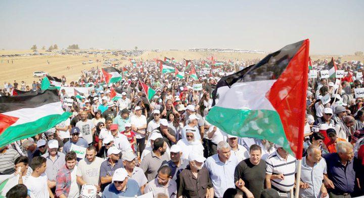 بشارات: الوحدة الوطنية ضرورية لمواجهة خطة الضم الإسرائيلية