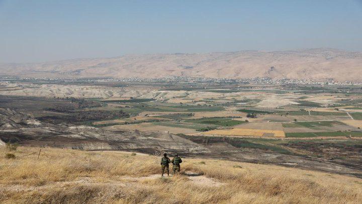 مختص أمني: الاحتلال يرغب في جعل الاغوار سلته الغذائية والمائية