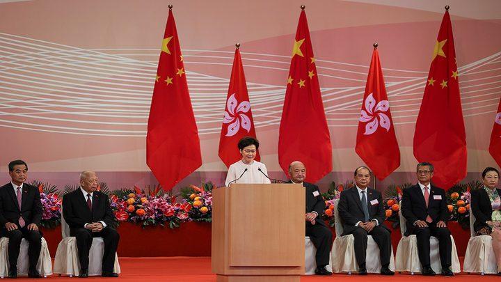 بكين تعين أمينا عاما للجنة حماية الأمن القومي في هونغ كونغ