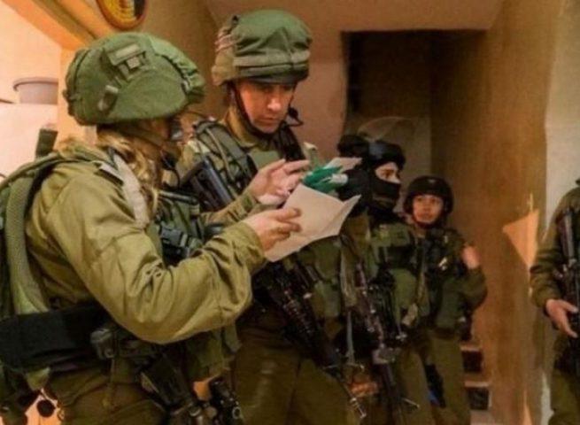 الاحتلال يسلم بلاغا لشابا من بيت لحم لمراجعة مخابراته