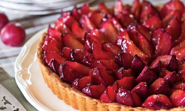 طريقة عمل تارت الفراولة
