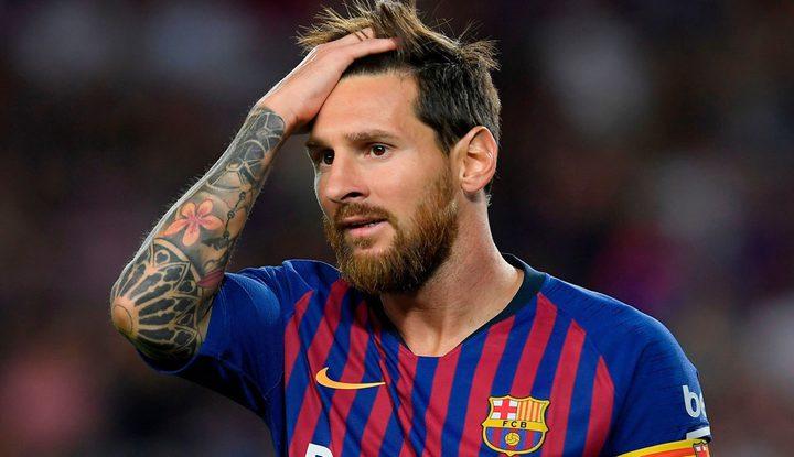 ميسي يفجر قنبلة حول مصيره مع برشلونة !