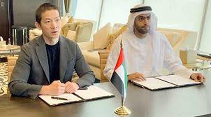 مجموعة 42 الاماراتية توقع اتفاقا مع شركتين عسكريتين إسرائيليتين