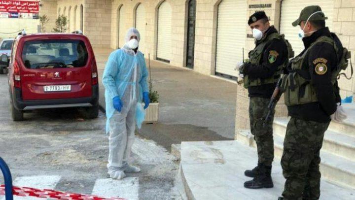 محافظ بيت لحم: تجهيز المستشفى العسكري لاستقبال المصابين بكورونا