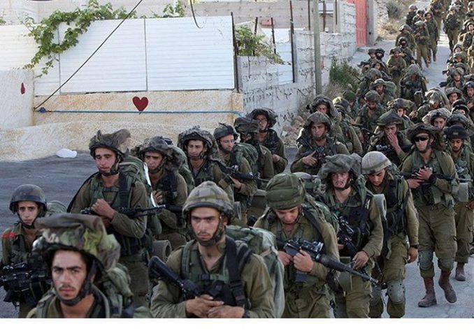 """الاحتلال يكشف عن الوحدة الاستخباراتية الجديدة """"9900"""""""