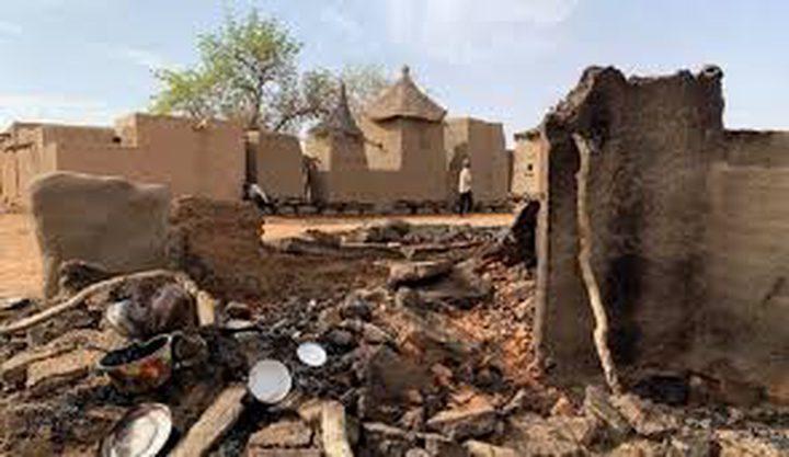 مقتل 32 مدنيا على أيدي مسلحين مجهولين في مالي