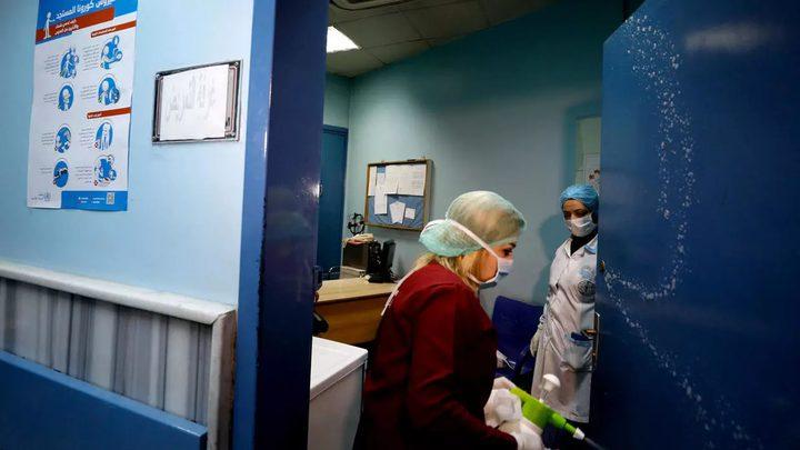 ارتفاع عدد المصابين بفيروس كورونا في سوريا إلى 328