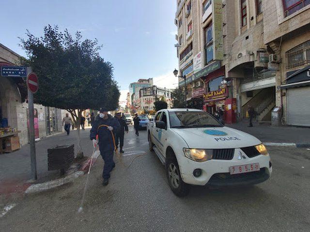 ضبط خضروات وفواكه مهربة من دولة الاحتلال