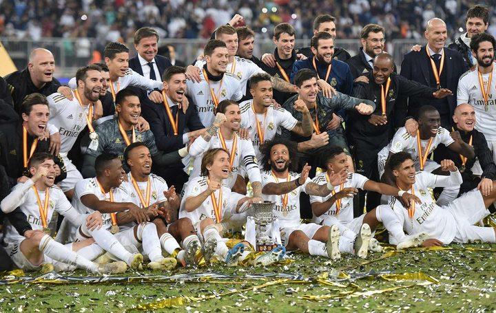النادي الملكي يسخر من برشلونة بعد تراجعه في الدوري الإسباني