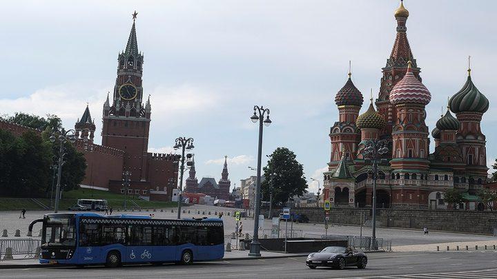6736 إصابة و134 وفاة جديدة بفيروس كورونا في روسيا