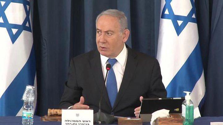 نتنياهو: نتجه إلى فرض المزيد من القيود لوقف تفشي كورونا