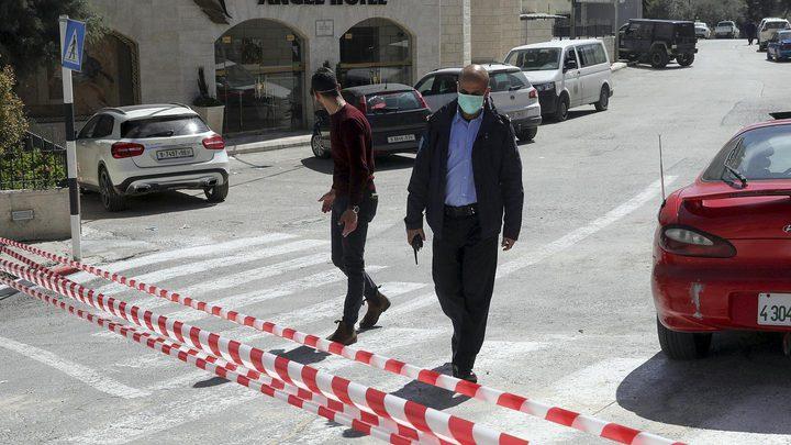 """نائب محافظ بيت لحم:المحافظة بحاجة لمستشفى كامل لعلاج مرضى """"كوفيد"""""""