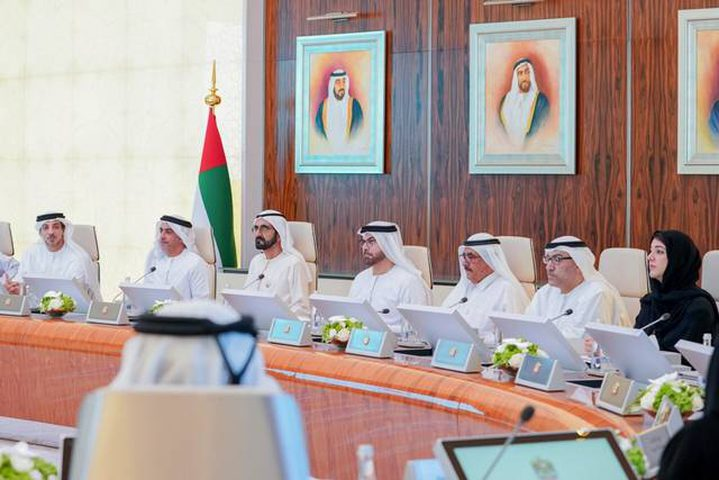 محمد بن راشد يكشف عن تشكيلة جديدة للحكومة الإماراتية