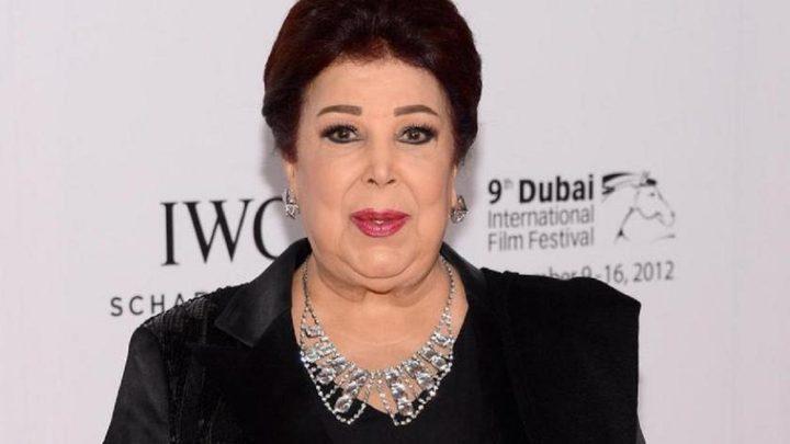 وفاة الفنانة رجاء الجداوي بعد معاناتها من مضاعفات كورونا