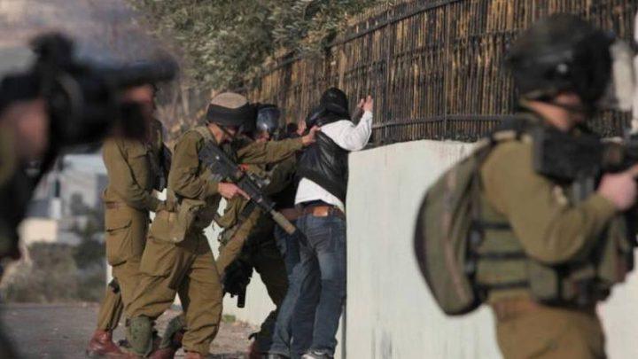 اعتقال ثلاثة مواطنين من بيت ريما ودير غسانة