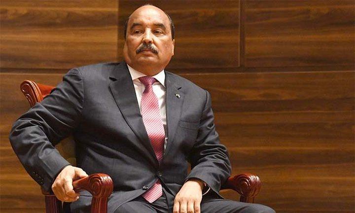 استدعاء الرئيس الموريتاني السابق للتحقيق
