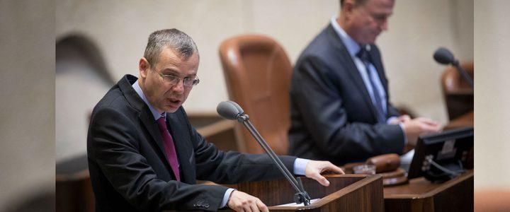 رئيس الكنيست يهاجم طريقة نتنياهو في مواجهة أزمة كورونا