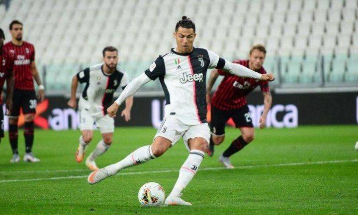 يوفنتوس يواجه ميلان في قمة مباريات المرحلة الـ31 من الدوري