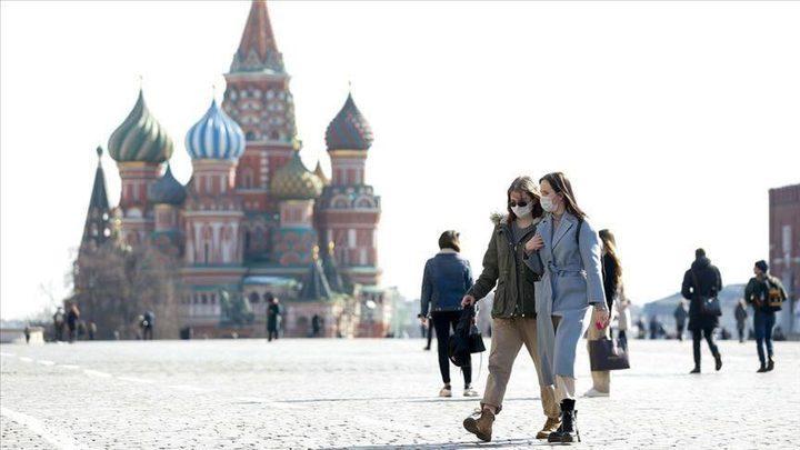 عالم روسي: 20% من سكان موسكو لديهم مناعة طبيعية ضد كورونا