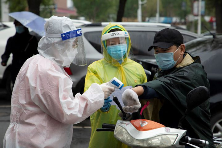 بكين تعلن عدم تسجيل إصابات جديدة بكورونا