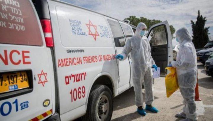 تسجيل أكثر من 1300 إصابة جديدة بفيروس كورونا في دولة الاحتلال