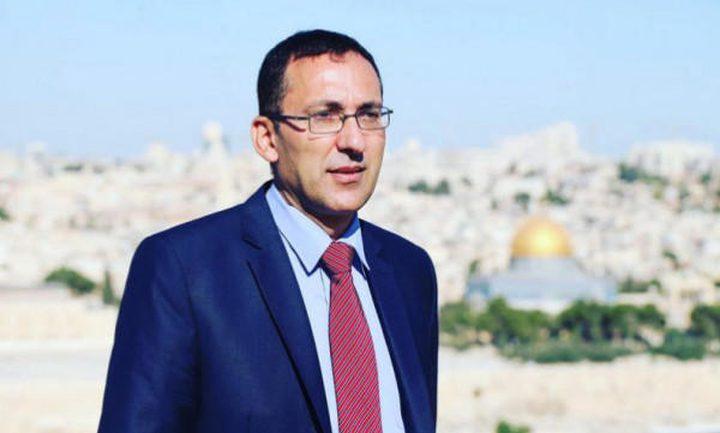 قوات الاحتلال تقتحم منزل السفير الرويضي في القدس