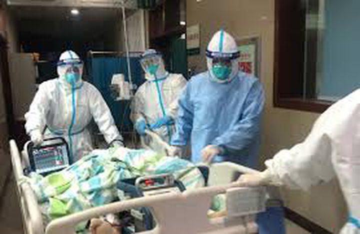 حوالي 545 الف وفاة بفيروس كورونا في العالم