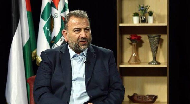 هل بات مؤتمر العاروري والرجوب ورقة سياسية في انتخابات حماس ؟