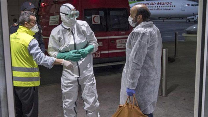 164 إصابة ووفاتين بفيروس كورونا في المغرب