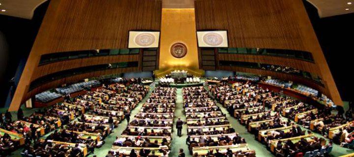 بعثة فلسطين لدى الأمم المتحدة تدعو لمحاسبة إسرائيل على جرائمها
