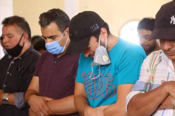 نجوم مصر يشاطرون حمادة هلال أحزانه في وفاة والدته