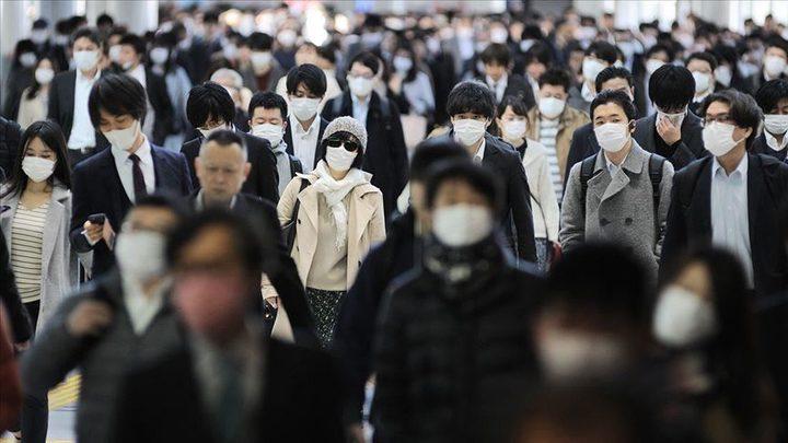 طوكيو تسجل 224 إصابة جديدة بفيروس كورونا