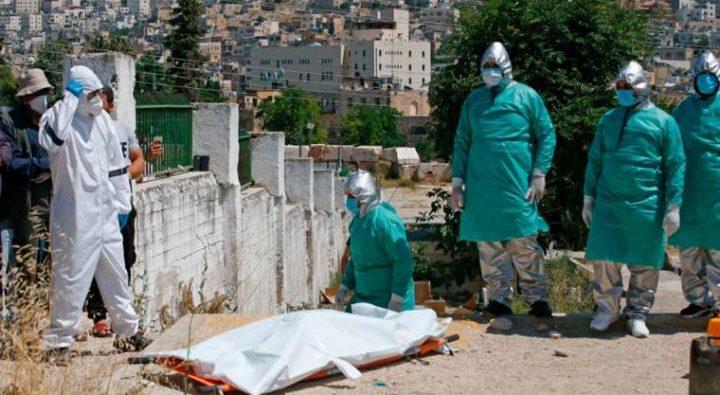 وفاة 3 مواطنين من الخليل متأثرين باصابتهم بفيروس كورونا