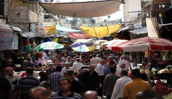 الإحصاء: الاقتصاد الفلسطيني بحاجة لتظافر الجهو بين القطاعات كافة