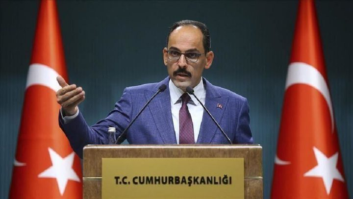 """تركيا تحذر من """"كارثة"""" جديدة حال تنفيذ خطة """"الضم"""""""