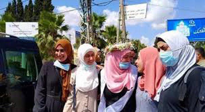 الاحتلال يفرج عن الأسيرة بيان عزام بعد اعتقال دام 40 شهراً