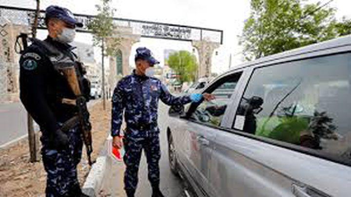 الشرطة تغلق 16 محلا ومنشأة تجارية وتحرر 14 مخالفة في اريحا