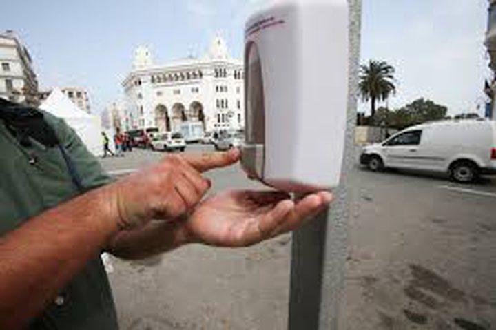 الجزائر تشدد القيود للحد من الإصابة بكورونا