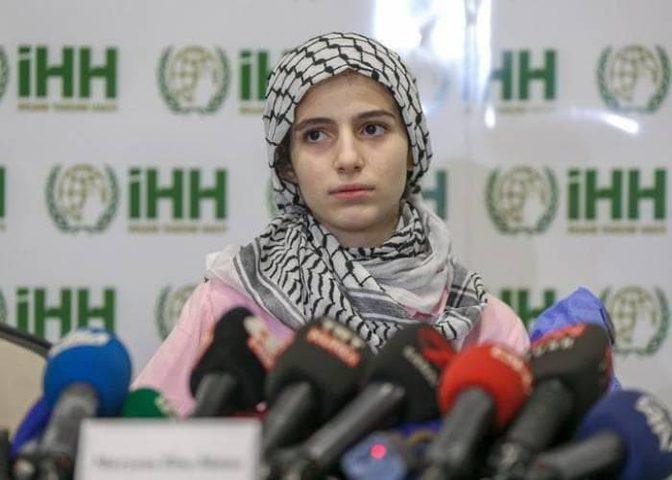 جريحة وابنة شهيد: مريم أبو مطر تتفوق بالثانوية العامة بـ81%