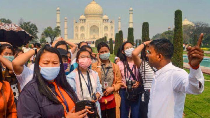 27114 إصابة بفيروس كورونا في الهند خلال آخر 24 ساعة