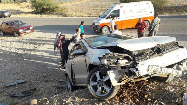 مصرع مواطن متأثراً بإصابته بحادث سير ذاتي في نابلس