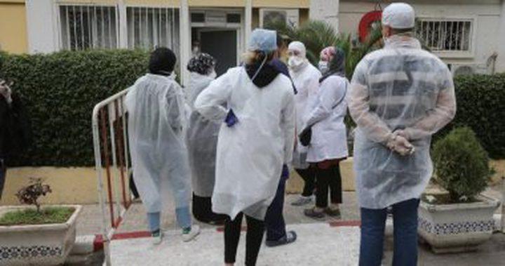 الجزائر: 483 إصابة جديدة بفيروس كورونا خلال الـ24 ساعة الماضية