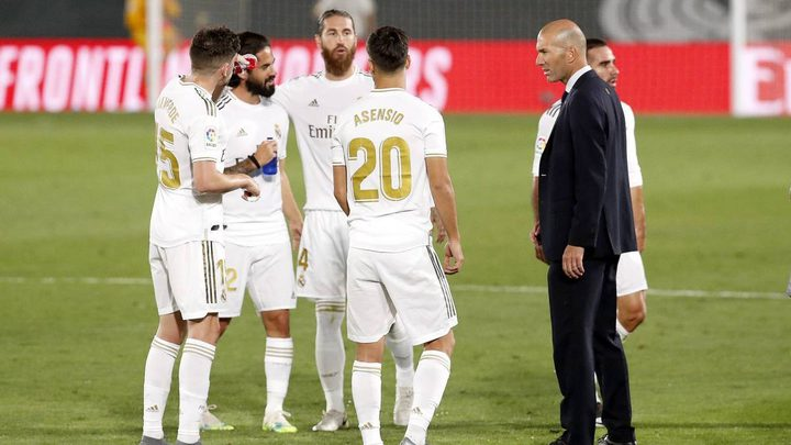 ماركا: مباراة ريال مدريد ضد غرناطة مفتاح التتويج بلقب الليجا