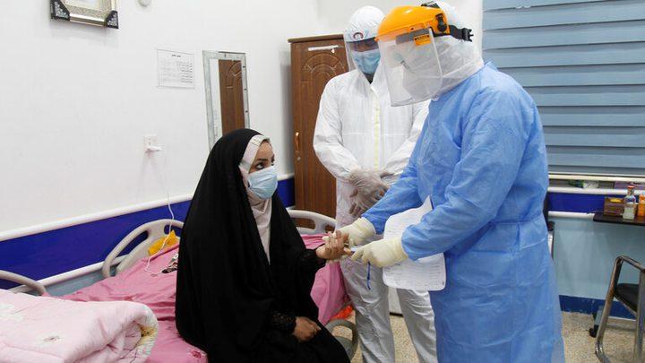 تسجيل 95 وفاة و2312 إصابة جديدة بكورونا في العراق