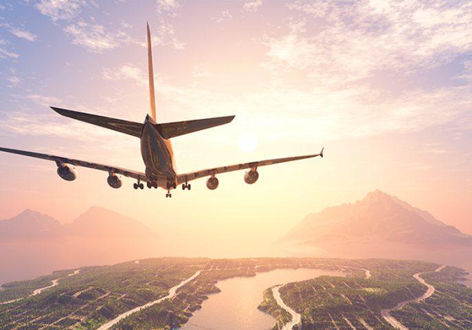 دراسة تحذر من خطر تفشي كورونا في المقاعد الوسطى في الطائرات